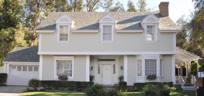 Tesla solar home roof