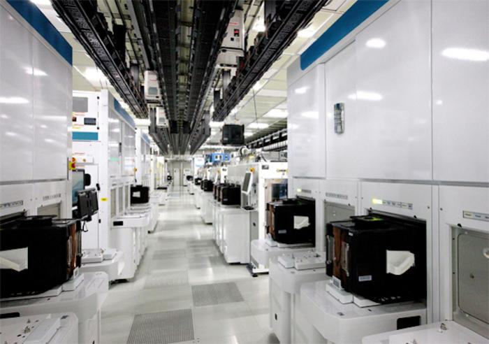 Toshiba Western Digital NAND flash fabrication plant
