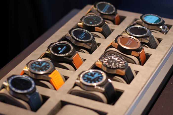 tag heuer connected modular 45 display 2