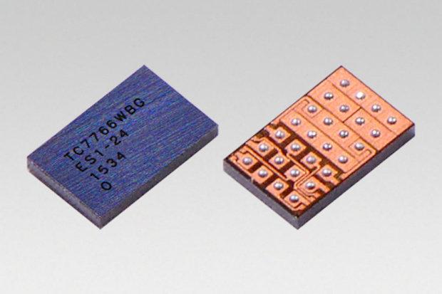 Wireless charging chip