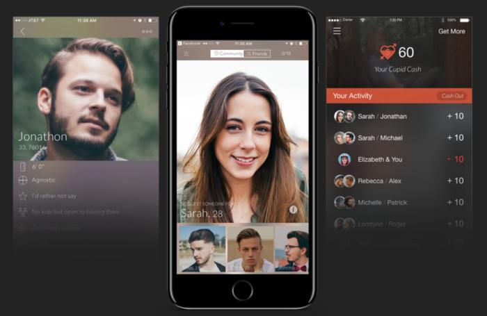 spritzr dating app ios