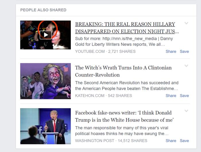 facebook more fake news