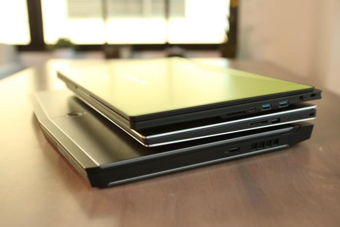gigabyte aero 15 dell xps 15 alienware 15