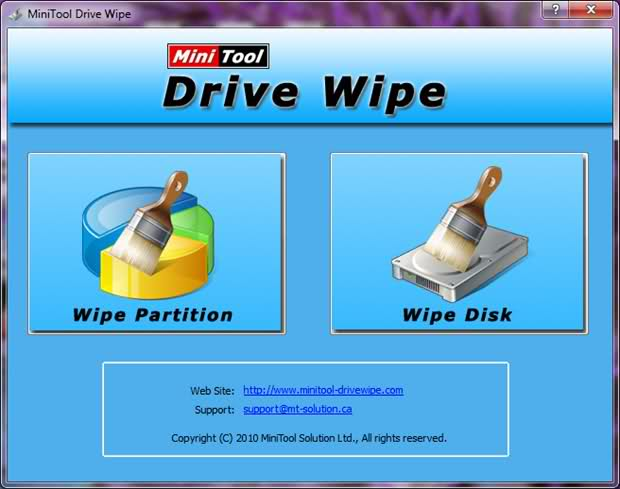 Wipe it free: secure wiping software - CSO | The Resource