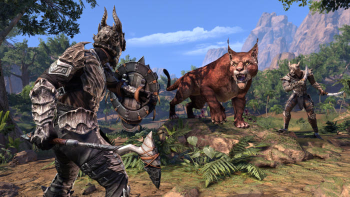 eso elsweyr cats