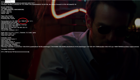 netflix chrome circled