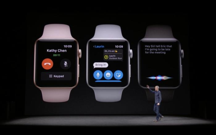 apple event apple watch lte