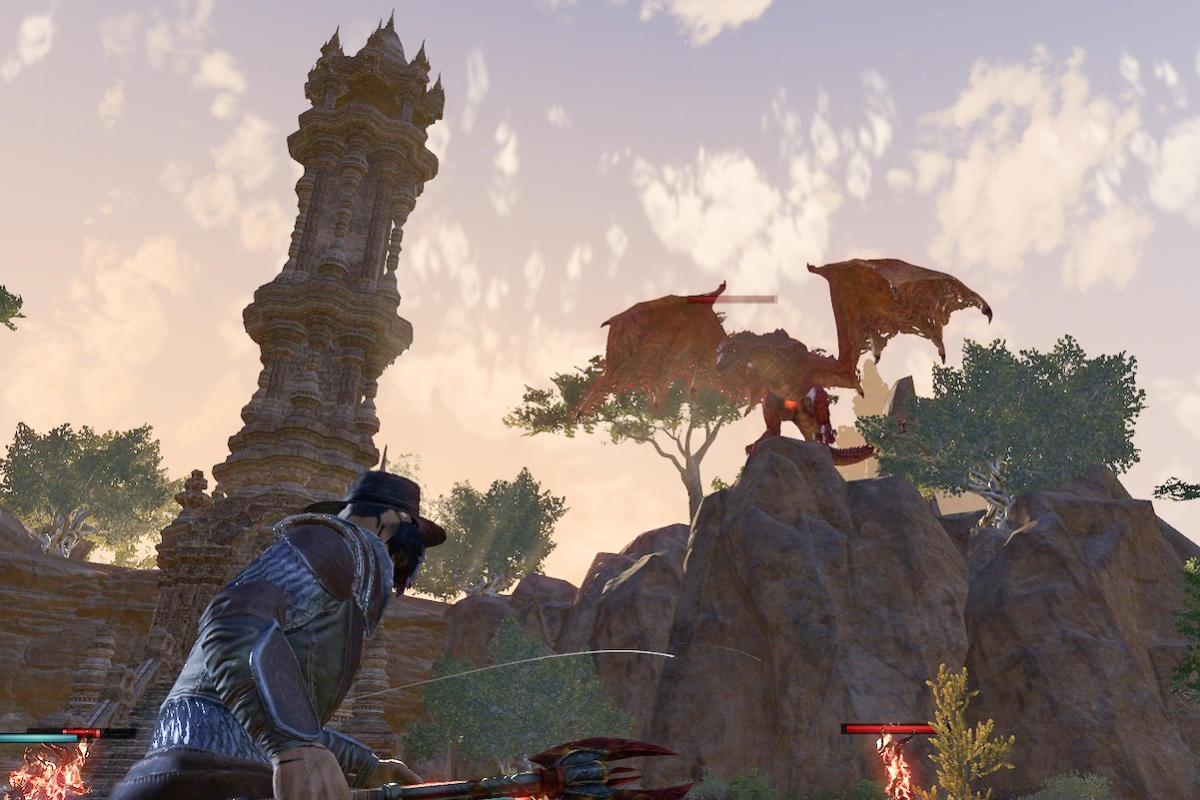 elsweyr perch dragon 2
