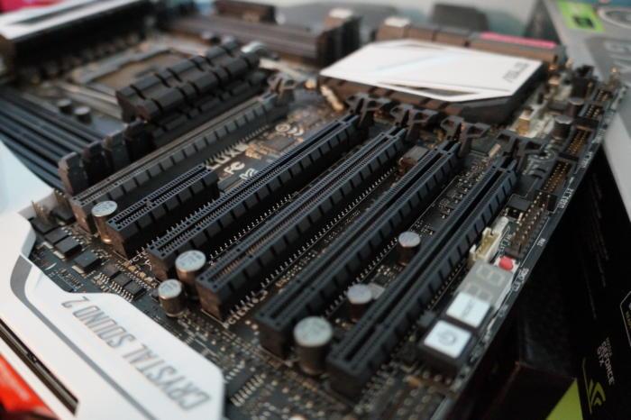 motherboard pcie lanes