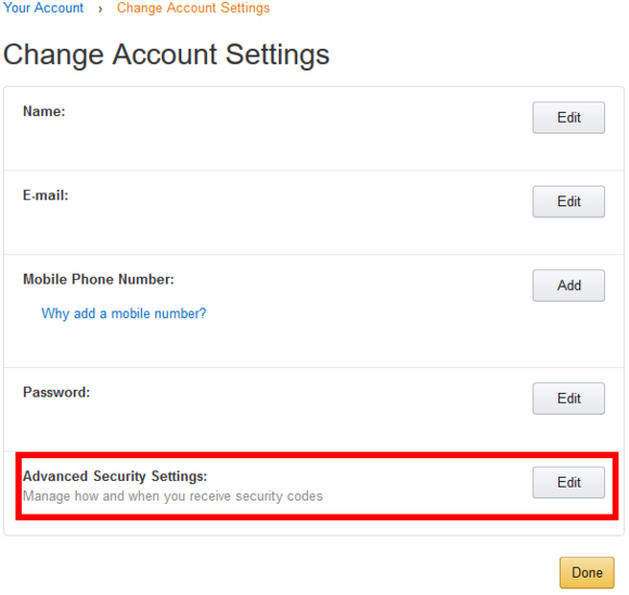 amazonchangeaccountsettings