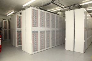 monolith battery storage project