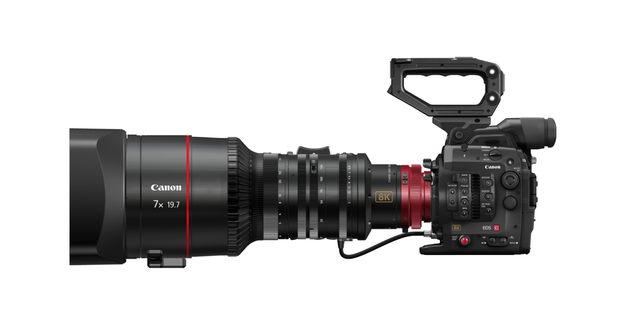Canon Cinema EOS System 8K camera