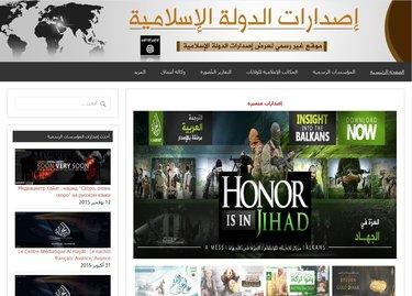 ISIS Darknet Portal