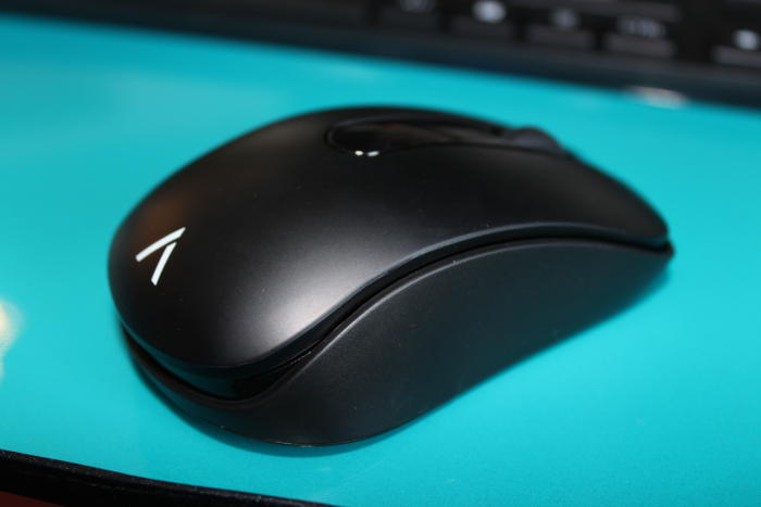 azio hue keyboard mouse detail