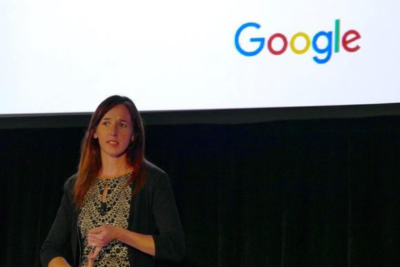Google's Maire Mahony