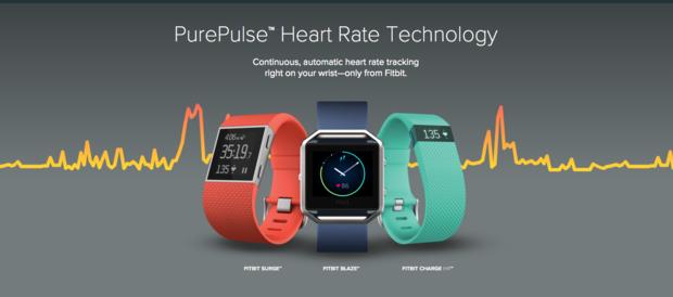 Fitbit PurePulse