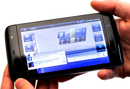 Dell Streak vs. Samsung Galaxy Tab