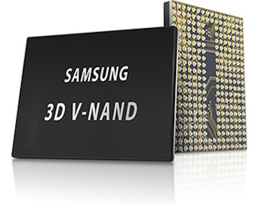Samsung 3d vnand product