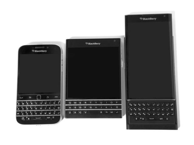 blackberry classic passport priv