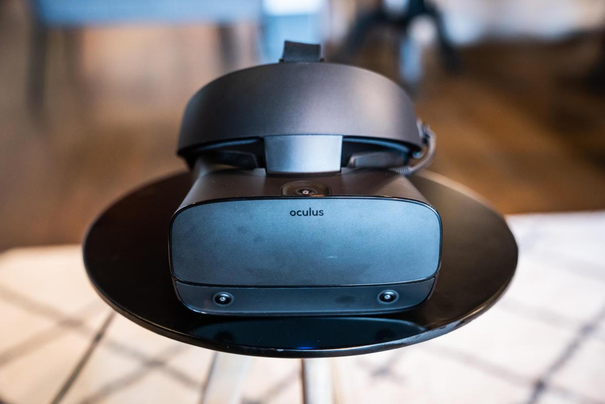 oculus rift s 6