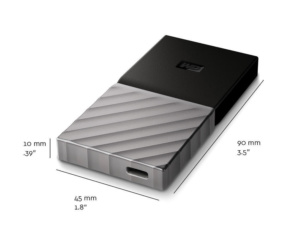 The My Passport SSD