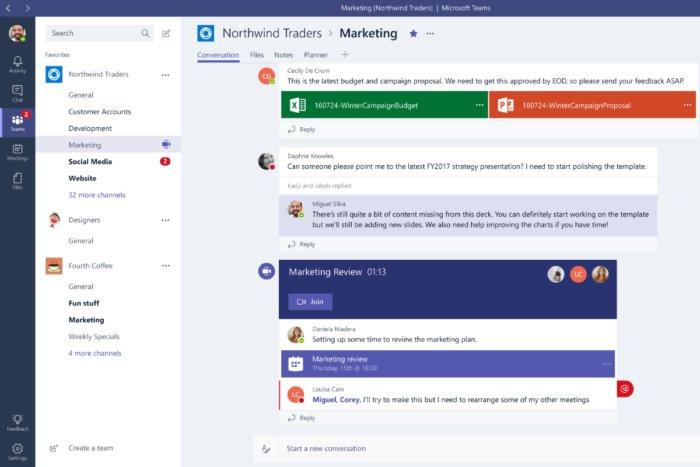 microsoft teams channel cropped