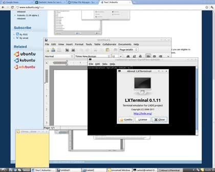 Lubuntu 11 10 review: Lightweight Linux - TechWorld