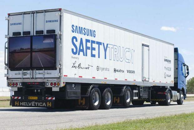 safety truck main