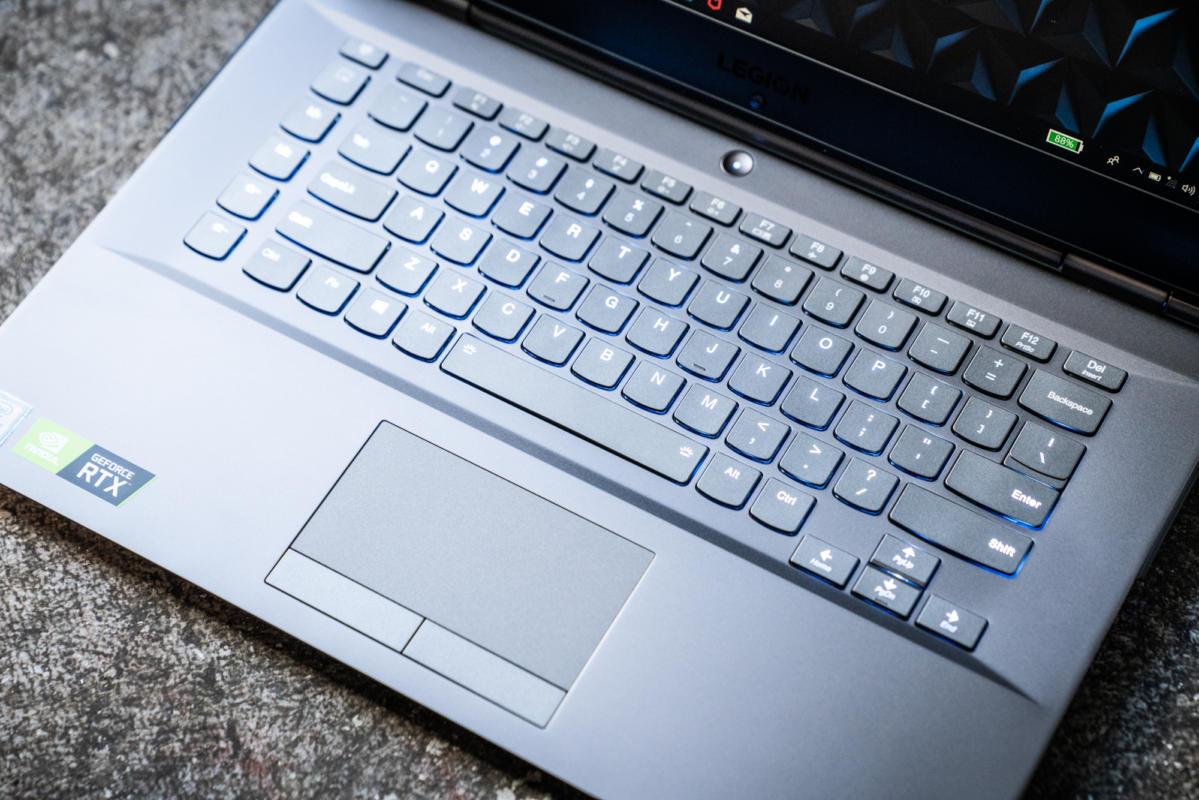 lenovo legion y740 keyboard detail