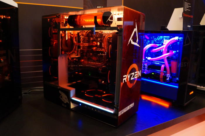 amd ryzen pc cybertron
