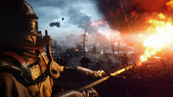 battlefield 1 flamethrower
