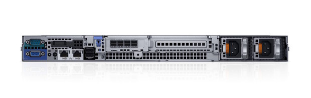 dell poweredge r330 back