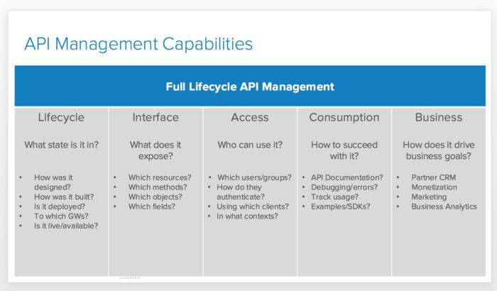 lifecycle api management