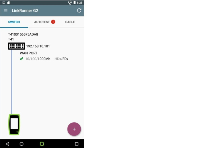 netscout app switch