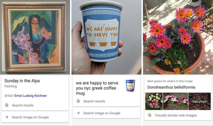 google lens direct hits