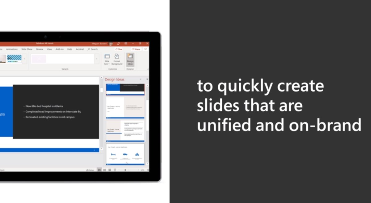 New PowerPoint feature will stop you swearing during presentations