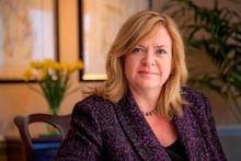 Kathleen Fitzpatrick, CIO, Russell Reynolds Associates.