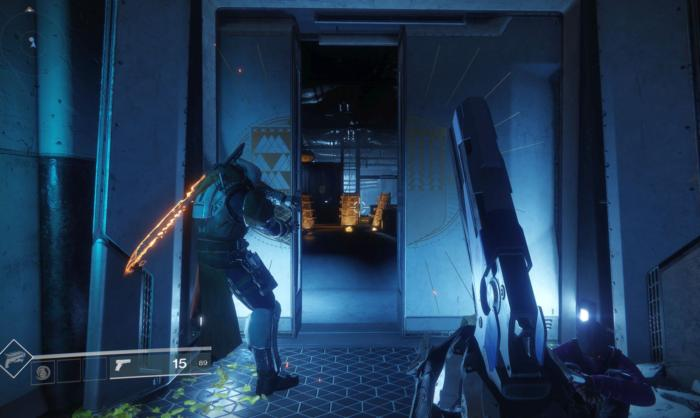 destiny 2 open door