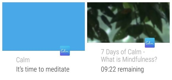 calm android wear