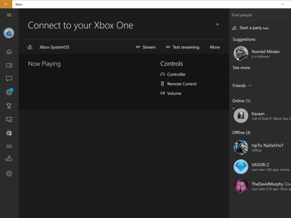 Microsoft new Xbox One experience connect to Xbox One