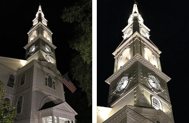 iphone7 cams church