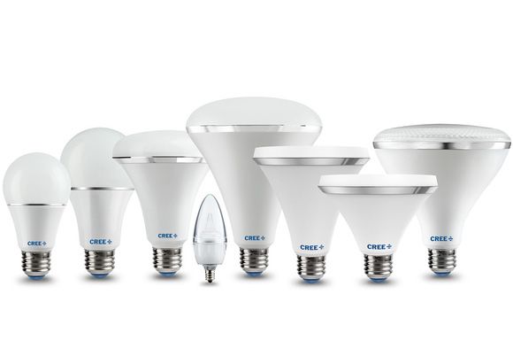 cree led bulb family