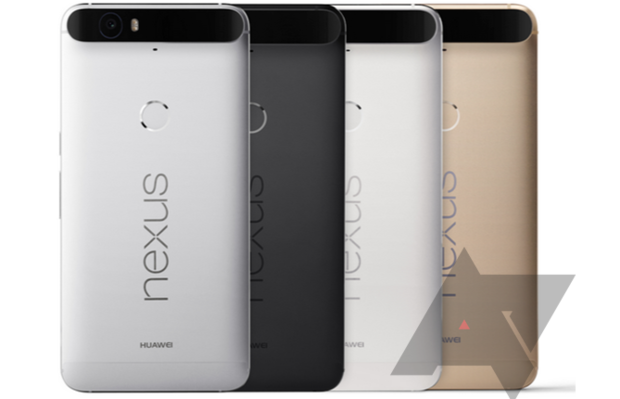 nexus 6p colors