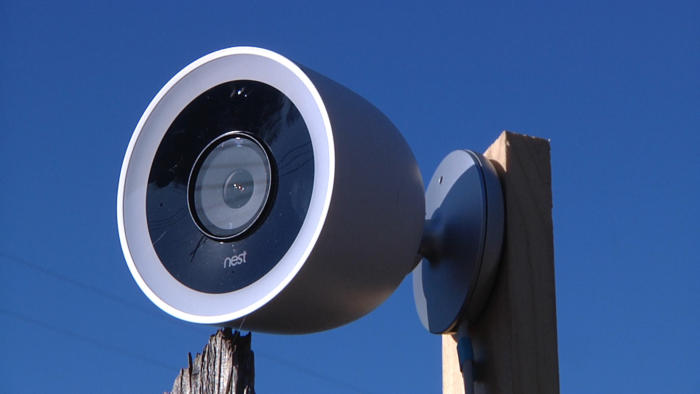 nest iq cams