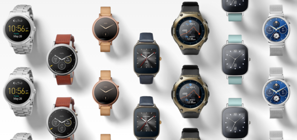 android wear iphone selection