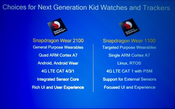 Snapdragon Wear