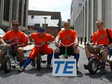 te connectivity trike races