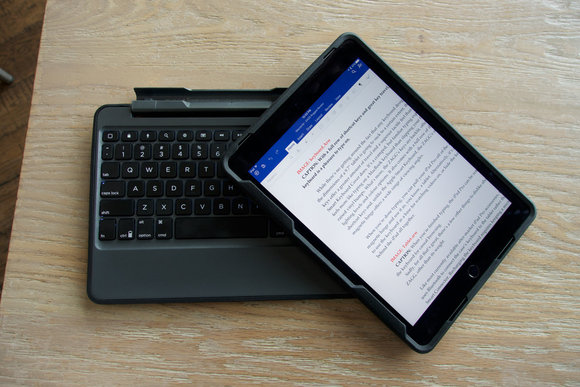 zagg rugged book ipd pro tablet