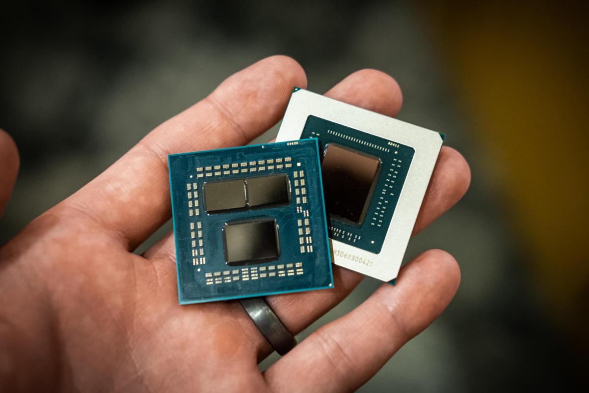 AMD 3rd Gen Ryzen & Navi chips