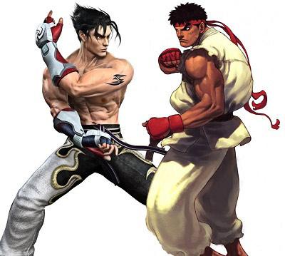 Streetfighter X Tekken